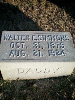 Walter E. Simmons