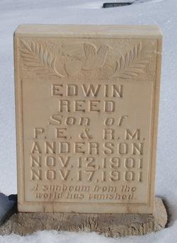 Edwin Reed Anderson