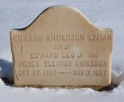 Edward Anderson Lyman