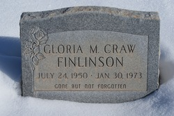 Gloria Marie <I>Craw</I> Finlinson