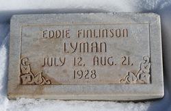 Eddie Finlinson Lyman