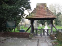 St Margaret of Antioch Churchyard