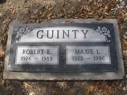 Robert E Guinty