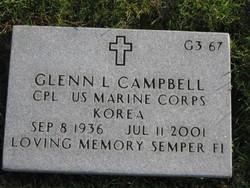 Glenn Lane Campbell