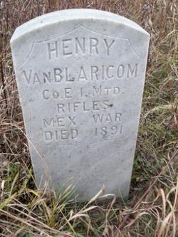 Henry VanBlaricom