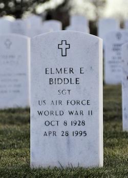 Elmer Ellsworth Biddle