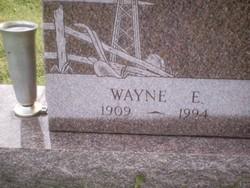 Wayne Edward Allomong