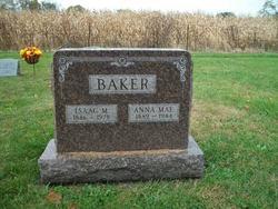 Isaac M Baker
