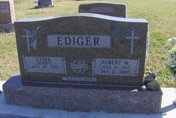 Albert M. Ediger