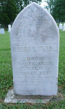 Sarah Neas