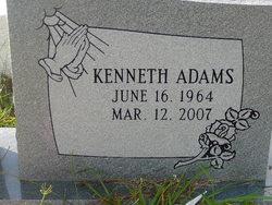 Kenneth Ray Adams, Sr