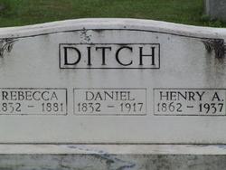 Rebecca K <I>Haun</I> Ditch