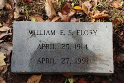 William Evans Sherlock Flory