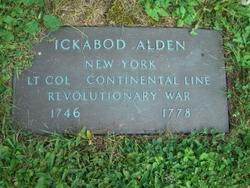 LTC Ichabod Alden