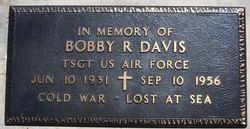 TSGT Bobby R. Davis