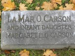 Margaret Ilo <I>Carson</I> Carson