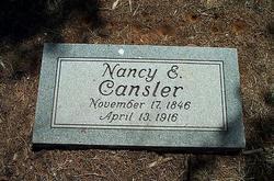Nancy Elizabeth <I>Mangum</I> Cansler