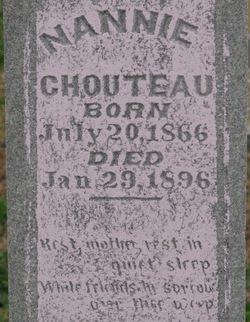 Nannie Chouteau