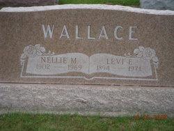 Nellie Mae <I>Agers</I> Wallace