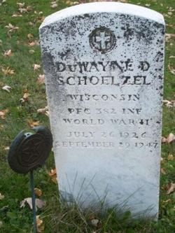 DuWayne D Schoelzel