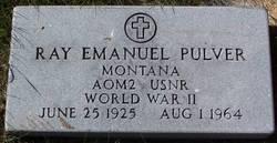 Ray Emanuel Pulver