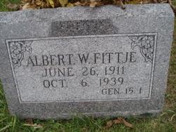 Albert W Fittje