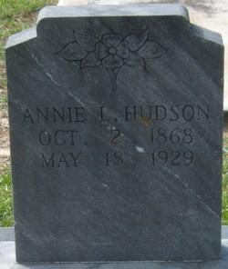 Annie L. Hudson