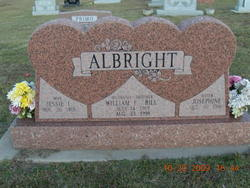 "William F ""Bill"" Albright"