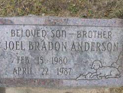 Joel Brandon Anderson