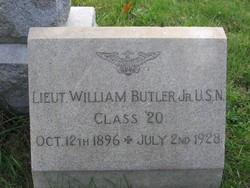 Lieut William Butler, Jr
