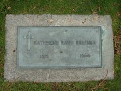 Katherine <I>Rahn</I> Bresnan