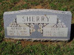 """Narcissas Jane """"Sissy"""" <I>Popps</I> Sherry"""