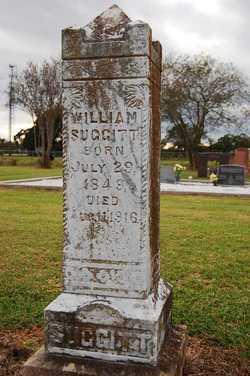 William Suggitt