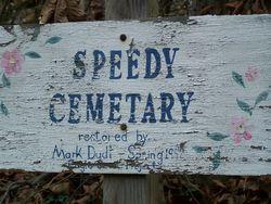 Speedy Cemetery