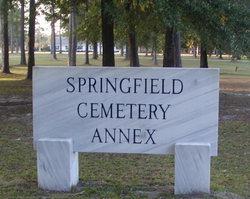 Springfield Cemetery Annex