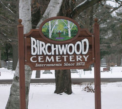 Birchwood Cemetery