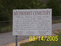Bedias Methodist Cemetery