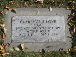 Clarence Simpson Love