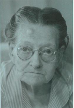 Clara Missouri <I>Holstine</I> Morgan