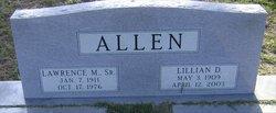 Lawrence Mallard Allen, Sr