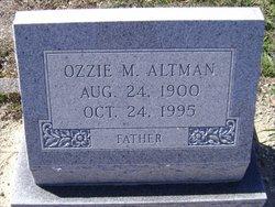 Ozzie M. Altman
