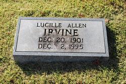 Lucille Allen Irvine