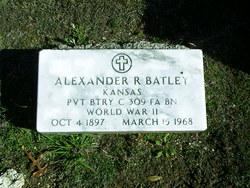 Alexander Read Batley