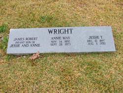 Annie May <I>Shaneyfelt</I> Wright