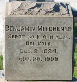 Benjamin Mitchener