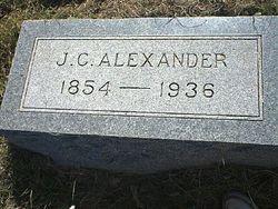 John Crockett Alexander