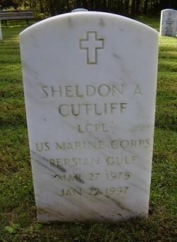 Sheldon A Cutliff