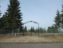 Lac Sainte Anne Cemetery