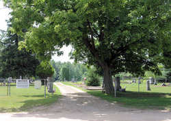 Grant Township Cemetery
