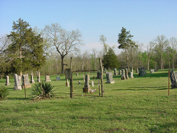 Heavisides Cemetery